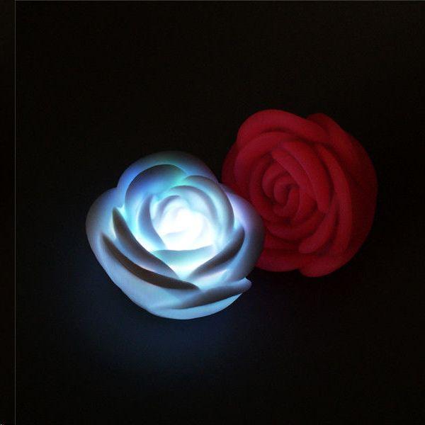 roos led lampje wit