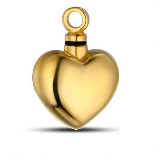 Ashanger gouden hart