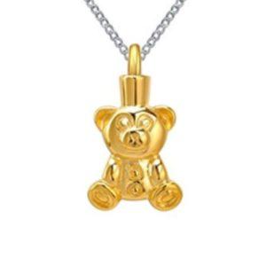 Baby bear gold