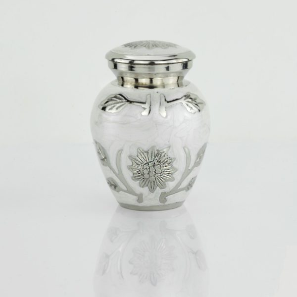 Mini Urn – Messing Wit
