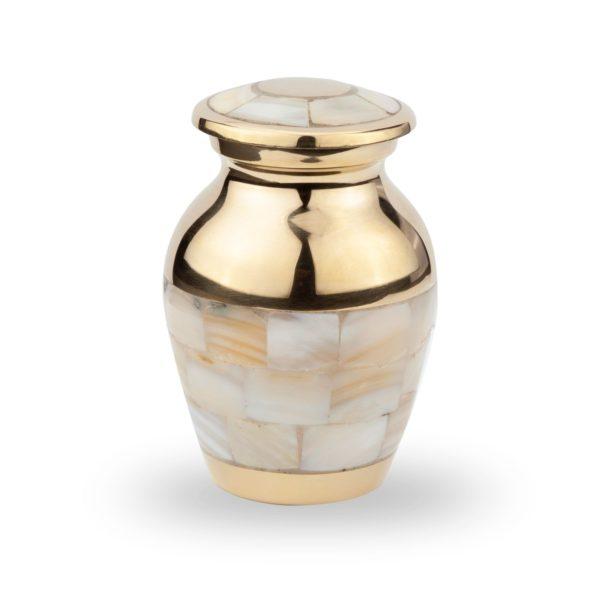 Mini urn model ivoor