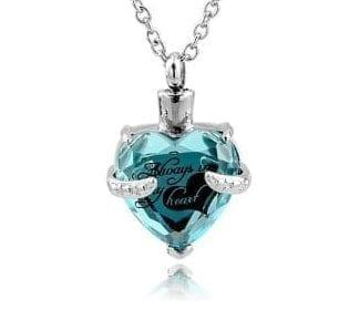 ashanger, aqua stone always in my heart