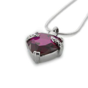 ashanger purple stone