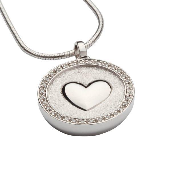 zilveren-ashanger-classic-silver-memorial-heart