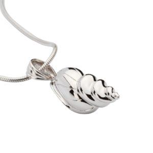 zilveren-ashanger-design-shell