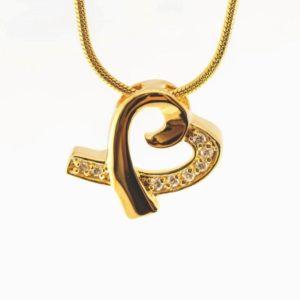 ashanger-rvs-goudkleurig-hart-zirkonia-stone