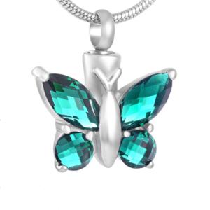 ashanger groene vlinder