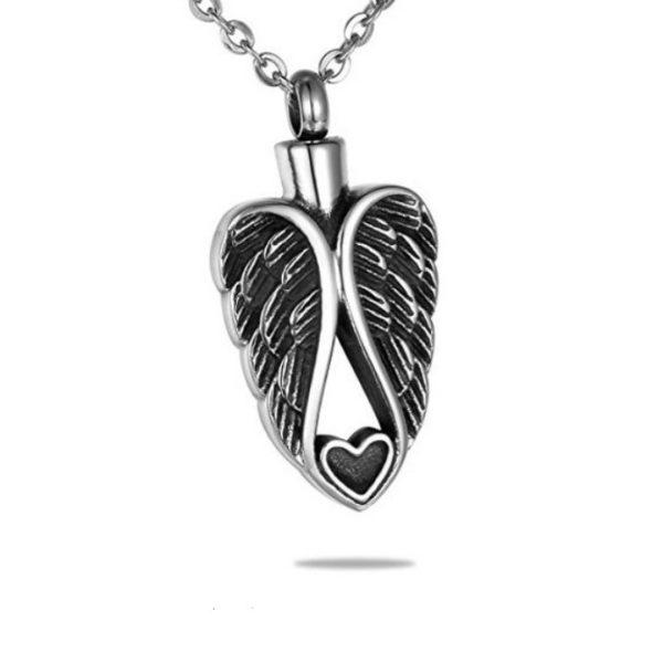 Ashanger Hart met engelenvleugels