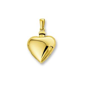 ashanger hartje goud
