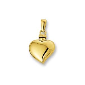 ashanger hartje goud design