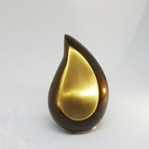 Mini Urn Traan Goud