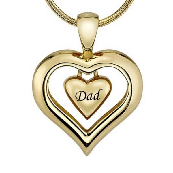 assieraad papa design goud verguld