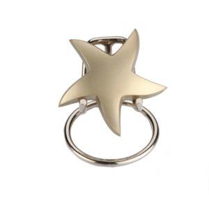 Mini urn ster goudkleurig
