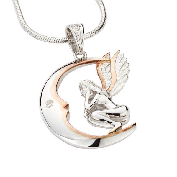 zilveren ashanger liefde van mijn leven