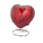 Midi urn hart gebroken
