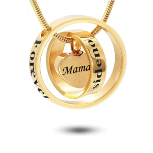 Ashanger mama goudverguld